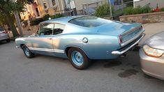 1968 Plymouth Barracuda, Chrysler Usa, Hemi Engine, Mopar Or No Car, Redline, Dodge Challenger, American Muscle Cars, Drag Racing, Vintage Cars