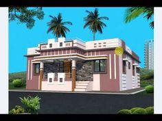 Village House Design, Village Houses, Modern Small House Design, Architecture, Arquitetura, Architecture Design