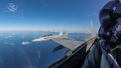 RAAF F/A-18 Hornet pilot - Photo by: Sid Mitchell