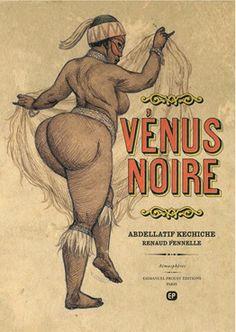 Vénus noire est un film du réalisateur franco-tunisien Abdellatif Kechiche sorti, sur les écrans français, en octobre 2010. Il raconte la vie de Saartjie Baartman, jeune femme originaire de la colonie du Cap, aujourd'hui province de l'Afrique du Sud, d'ethnie khoisan, appelée aussi Vénus hottentote. Le moulage de son corps fut exposé au Musée de l'Homme, à Paris, jusqu'en 1976. Wikipédia (Télé Québec / Mai 2014)
