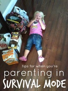 Toddler Approved!: Tips and Resources for Parenting in Survival Mode