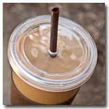 Don't have to wait until fall to try this one...  Ingredients  4 tbsp. ground coffee (decaf, if you want to be really clean!)  1 tbsp. pumpkin spice (no sugar added, just the spice mix)  2-1/2 cups water  2 cups unsweetened vanilla almond milk OR…  2 cups regular milk + 1/2 tsp. vanilla extract  2 tbsp. pure maple syrup