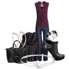 """""""Fall Warmth"""" by momfor2girls on Polyvore"""