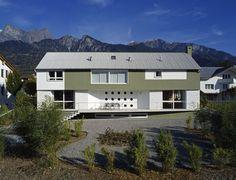 Bearth & Deplazes Architekten AG > Private House