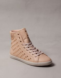 SPORT ANKLE BOOTS WITH STUDS -PULL