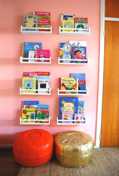 19 Clever Ways to Organize Toys