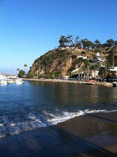 Catalina Island :)