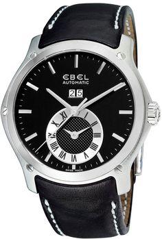 Ebel Classic Hexagon GMT Mens Watch Model: 9301F61.5335P06