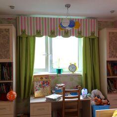 вот такие #шторы с ламбрекеном сшила @_fuzeeva_ в детскую комнату из BOHEMIAN RHAPSODY #Galleria_Arben: #ламбрекен BEATNIK #портьеры TZIGANE