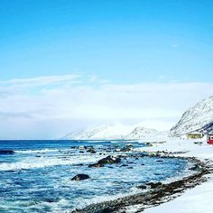 Hinrich Carstensen Photography » Norway Road Trip 2016. Beach house. Instead of sand a little bit snow