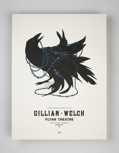 GigPosters.com - Gillian Welch