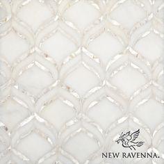 Adonis stone water jet mosaic | New Ravenna Mosaics