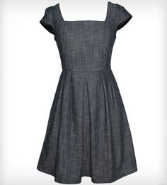 Phoebe Denim Dress | Women's Clothing | nooworks | Scoutmob Shoppe