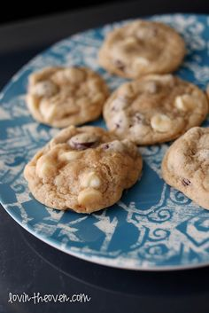 Double Chocolate Chip Cookies - a spin on my all time favorite CCC recipe from her
