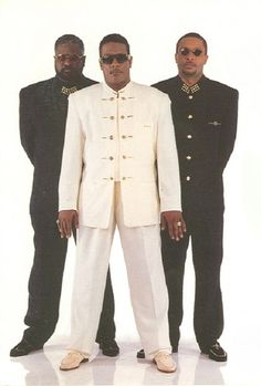The Gap Band - don't ask me why I thought of them but I did.