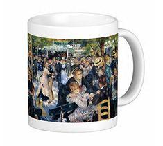 ルノワール 『 ムーラン・ド・ラ・ギャレット 』のマグカップ:フォトマグ 熱帯スタジオ http://www.amazon.co.jp/dp/B01226F3B0/ref=cm_sw_r_pi_dp_5p6Rvb1BPV981