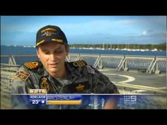 Sea Patrol // Today Show // Behind The Scenes // 24th April - YouTube