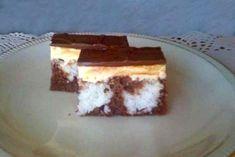 Kokosový dezert - recept Slovak Recipes, Tiramisu, Cake Recipes, Food And Drink, Cooking, Ethnic Recipes, Sweet Stuff, Minis, Cakes