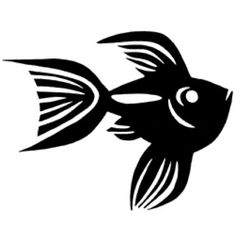 Mounted Rubber Stamp  Goldfish Small by CarolynsStampStore on Etsy, $2.80 https://www.etsy.com/listing/118263468/mounted-rubber-stamp-goldfish-small