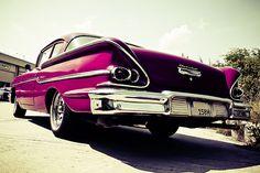 oldtimer muscle car by markus spiske, via Flickr