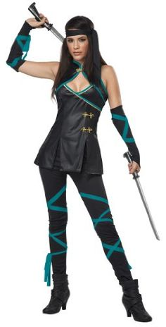California Costume Collection Women's Sexy Ninja Costume Multicoloured Large California Costumes,http://www.amazon.com/dp/B00EC0QG34/ref=cm_sw_r_pi_dp_Lohzsb0SNJSTV44C