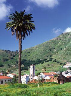 Hermosa imagen de Tegueste #Tenerife #IslasCanarias #España