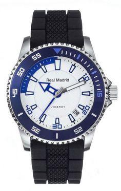 Relojes Viceroy Real Madrid PVP  80,10 www.enriqueesteverelojeria.es