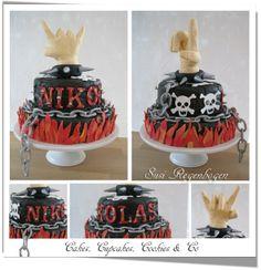 Heavy Metal Cake Heavy Metal Torte