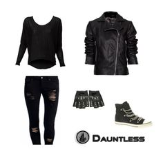 Dauntless Clothing for girls. Dauntless WAS my faction;-) luv the clothes too