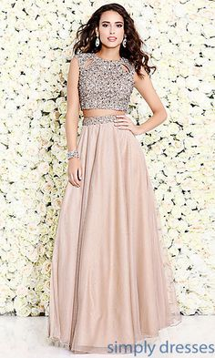Shop for nude prom dresses and nude color dresses at PromGirl. Beige prom dresses, champagne cocktail dresses, champagne prom dresses, nude evening gowns, and party dresses in nude shades. Nude Prom Dresses, Nude Dress, A Line Prom Dresses, Formal Evening Dresses, Pageant Dresses, Trendy Dresses, Women's Fashion Dresses, Bridesmaid Dresses, Party Dresses