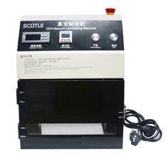 SUNSKY [$807.00] Scotle Phone Repair Machine OCA Vacuum Laminating Machine LCD Laminator Machine for iPhone / Samsung / HTC / Sony etc.