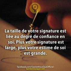 Finalement qu'est-ce que tu ne sais pas? True Facts, Funny Facts, Some Quotes, Best Quotes, Good To Know, Did You Know, French Quotes, Positive Attitude, Things To Know