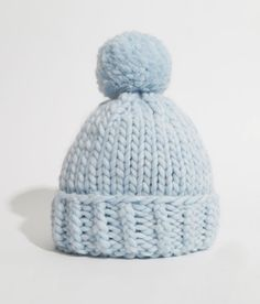 The Lucy Beanie, the new hat by Wool and the Gang