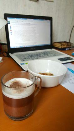 Nescafe Dolce Gusto caramel chococinno