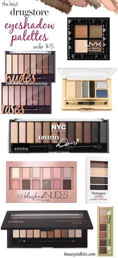 Looking for the best drugstore eyeshadow palette? Here are 8 top-notch drugstore palettes that give you the best bang for your buck! The post Looking for the best drugstore eyeshadow palette? Here are 8 top-notch drugstore appeared first on Make Up. Drugstore Eyeshadow Palette, Drugstore Makeup Dupes, Cream Eyeshadow, Good Cheap Eyeshadow Palettes, Cheap Makeup Palettes, Eyeshadow Makeup, Best Eyeshadow Pallets, Cranberry Eyeshadow, Drugstore Highlighter
