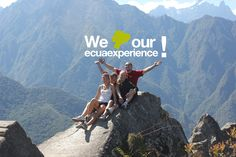 We loved our Ecuaexperience!  Extra Week - Machu Picchu, Perú.      Apply now!    www.ecuaexperience.com Machu Picchu, Peru, How To Apply, Learning, Nature, Travel, Turkey, Naturaleza, Viajes