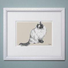 Bespoke Cat Portrait