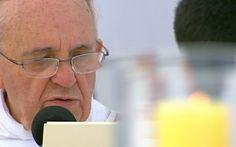 28/7 - Papa reza última missa da JMJ em Copacabana
