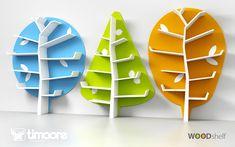 28 Diy Shelves Designs For Kids Room Kindergarten Interior, Kindergarten Design, Design Maternelle, Tree Bookshelf, Bookshelf Design, Book Shelves, Classroom Design, Kids Furniture, Library Furniture
