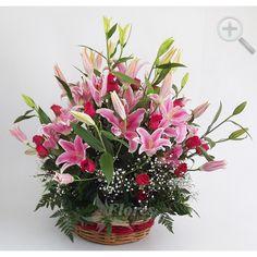 Floreria - Flores Elegantes de Mexico arreglo de acapulcos
