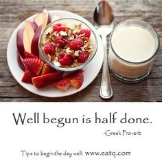 New Tips that Will Help You Eat More Mindfully, Lose/Manage Weight, and Choose Healthier Foods.  www.eatq.com