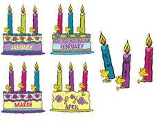 Amazon.com: Eureka Peanuts Birthday Bulletin Board Set: Toys & Games