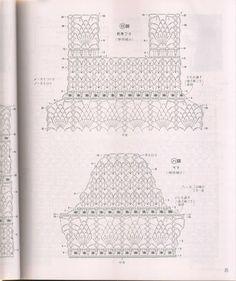 grafico 毛衣编织书 - 雨荷