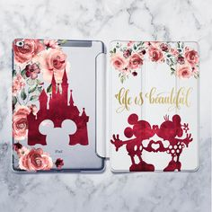 iPad 11 inch Case Mouse Love iPad Pro 11 Case iPad Case 10.2 7th generation Romantic Gift iPad Air 3 Case 10.5 Floral Castle 2 iPad 2019 by StarCaseUA on Etsy Cute Ipad Cases, Ipad Air 2 Cases, Ipad Mini Cases, Disney Ipad Case, Disney Cases, Funda Ipad Air, Make Your Own Case, Tres Belle Photo, Ipad Air Wallpaper