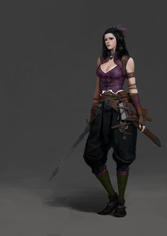 Un lee mage girl fantasy art kuvitukset Female Character Concept, Fantasy Character Design, Character Design Inspiration, Character Art, Character Ideas, Fantasy Women, Fantasy Art, Fantasy Characters, Female Characters