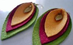 Bisutería artesanal on-line: El taller artesanal de Beatrice: Pendientes