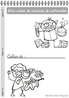 Le cahier de sciences Ce domaine étant un peu mon talon d'Achille,  j'ai décidé de me lancer dans la conception d'un cahier pour m'aider à m'aiguiller dans cette discipline.  Voici donc les pages pour la cahier de l'élève, avec une couverture, une explication aux parents et des intercalaires pour ranger le travail réalisé par les enfants.