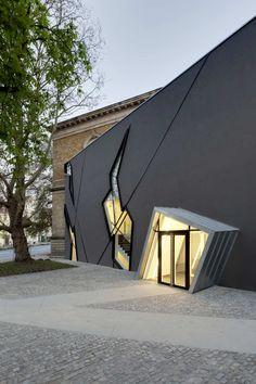 Felix Nussbaum Museum by Daniel Libeskind