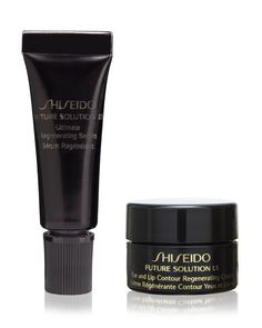 Gift with any $75 Shiseido purchase!