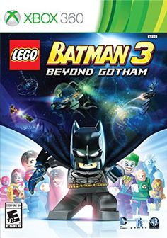 LEGO Batman 3 Beyond Gotham  Xbox 360 ** You can get more details by clicking on the image.